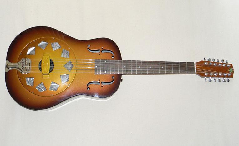 Guitar Southerner Variations